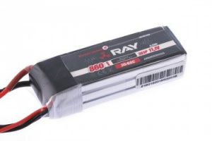 Akumulator FOXY 860mAh 11,1V 30/60C Air Pack