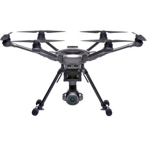 Yuneec Typhoon H Plus z Intel RealSeanse