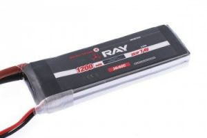 Akumulator RAY 1200mAh 7,4V 30/60C Air Pack