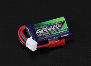 Akumulator Turnigy nano-tech 180 mAh 7,4 V 2S 25-40 C