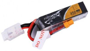 Akumulator Tattu 450mAh 11,1V 75C 3S1P Long